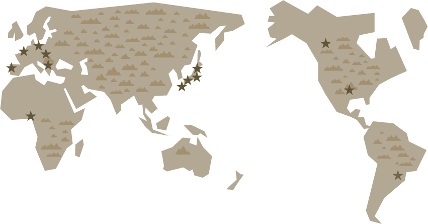 世界に広がるドミニコ幼稚園